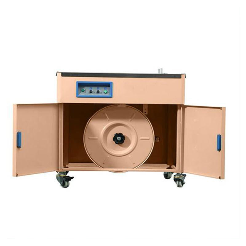 5Seconds™ 1SBR201 Polypropylene Semi Auto Box Strapping Machine