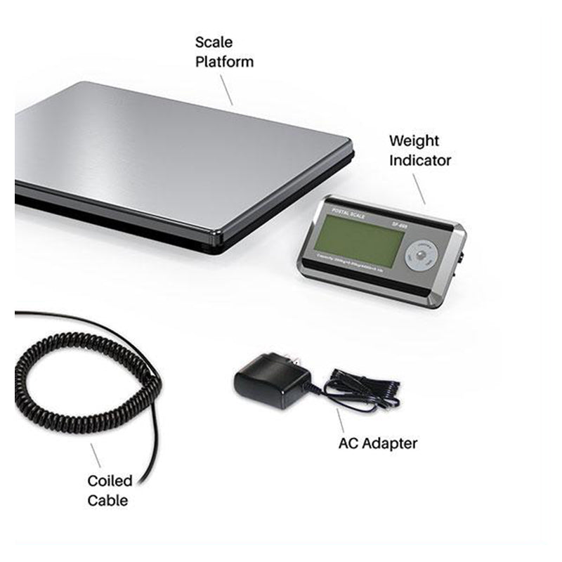 5Seconds™ Nano Series Package Scale