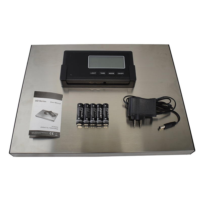 5Seconds™ Ultimate Series Bluetooth Package Scale