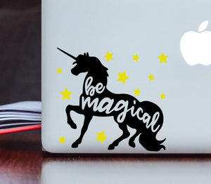 Be Magical Vinyl Decal