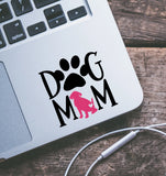 Labrador Retriever Mom Vinyl Decal