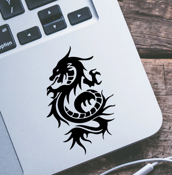 Oriental Dragon Vinyl Decal