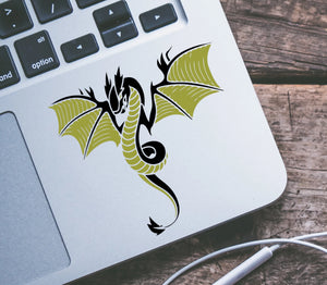 Great Winged Dragon Vinyl Decal