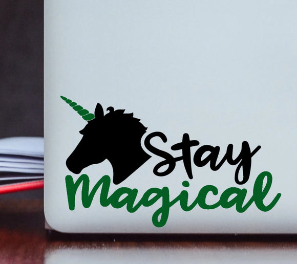 Stay Magical Vinyl Decal