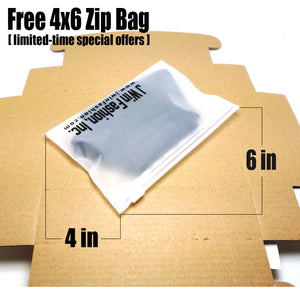 2 Disposal + 2 Cotton Mask Double Layer Reusable Washable Unisex Soft Black + free ZipBag