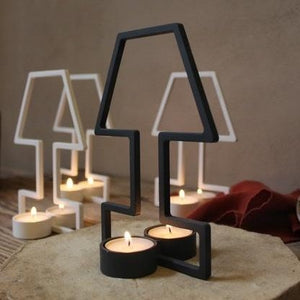 Porta tea light - Uainoto