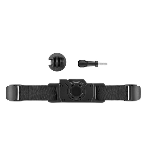 Vented Helmet Strap Mount - VIRB X/XE/ULTRA 30/360