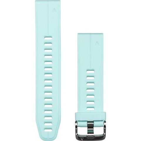 Garmin QuickFit 20mm Frost Blue Silicone