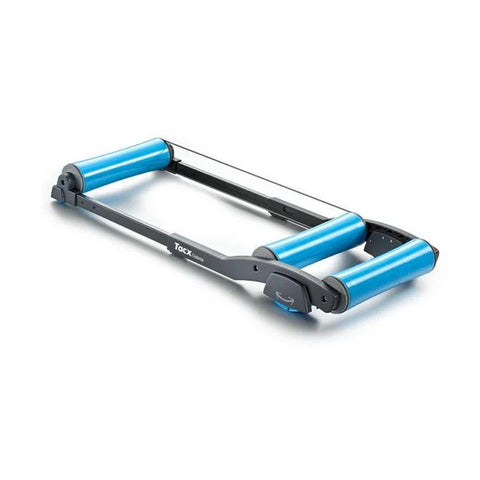 Tacx Galaxia Advanced Roller & Bike Support Combo