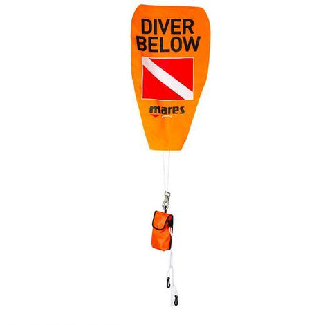 Mares Buoy Safety Stop Marker Buoy