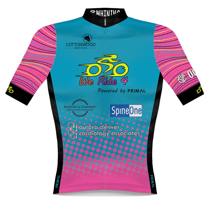 2021 Collection - Sponsor Men's Helix Pro Race Jersey