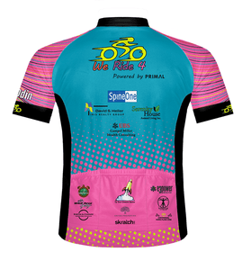 2021 Collection - Sponsor Men's Race Cut Jersey