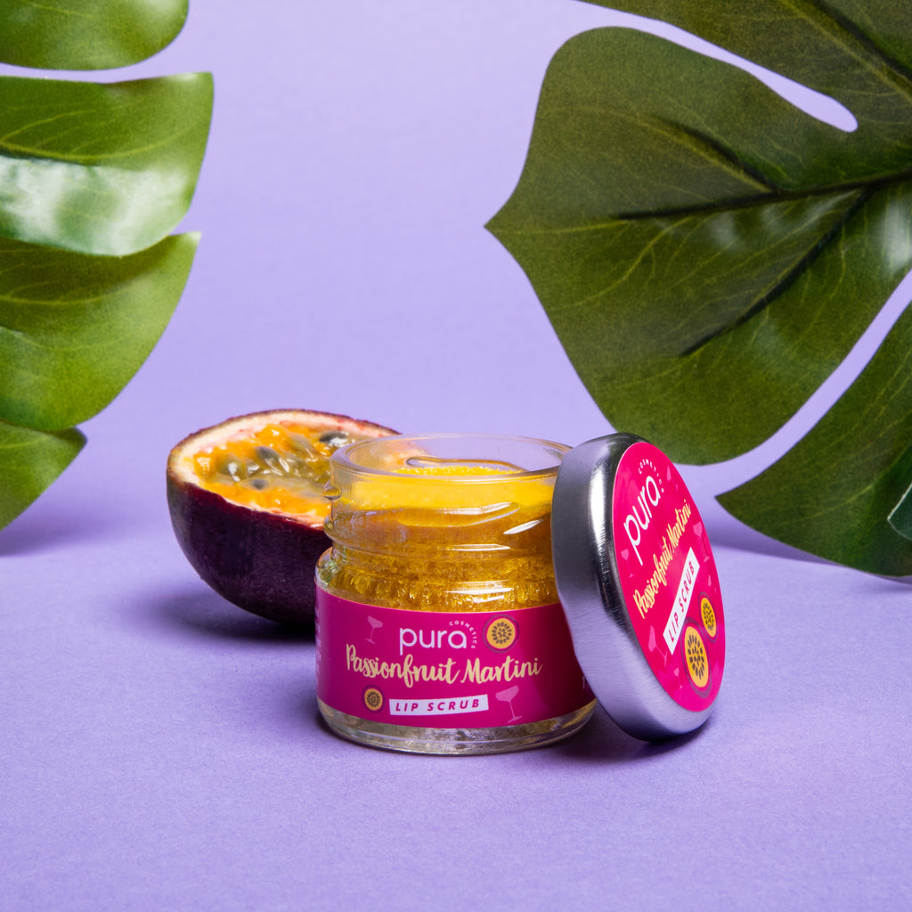 Passionfruit Martini Lip Scrub