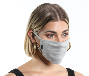 Light Grey Single Mask
