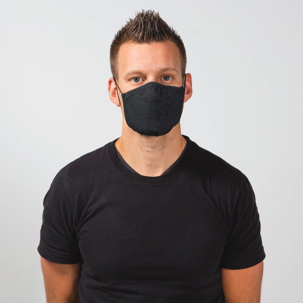 Allmask™ Tri-Blend Protective Fitted Face Mask