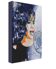 Load image into Gallery viewer, Portrait of Whitney Houston Canvas Art - OKSI Fine Art