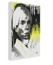 Load image into Gallery viewer, Portrait of Andy Warhol Canvas Art - OKSI Fine Art