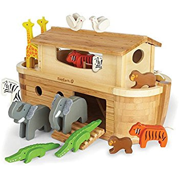 Giant Noah's Ark Toy
