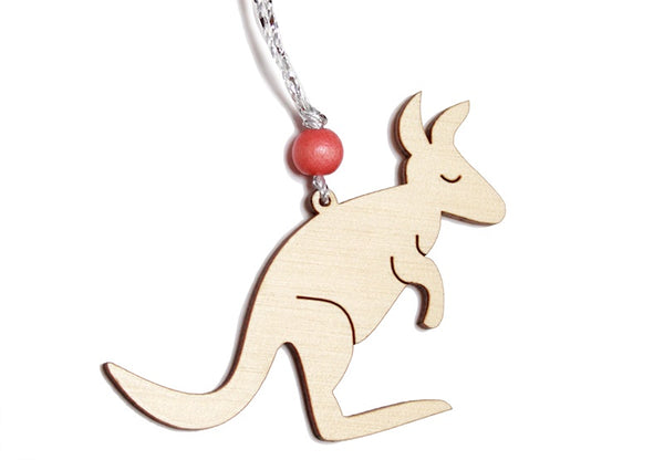 Bead Kanga decoration
