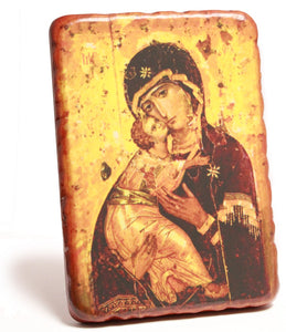 Our Lady of Vladimir block icon