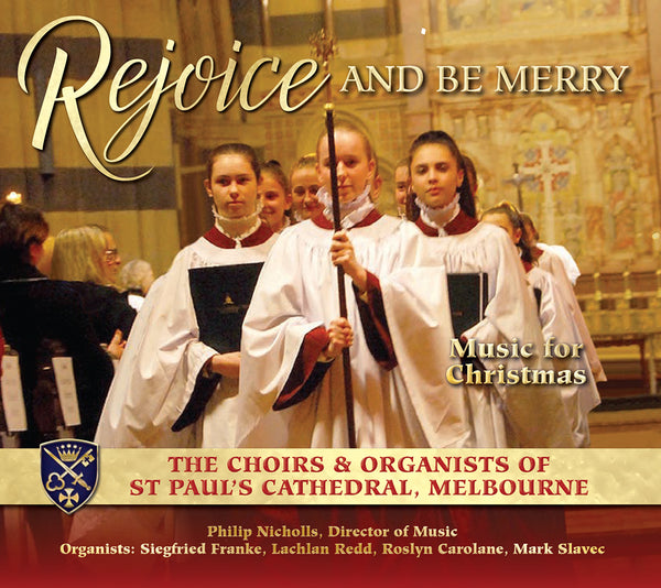 Rejoice - Christmas  CD