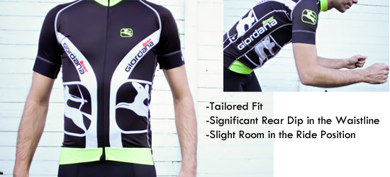 Cycling Race Fit Example Photo