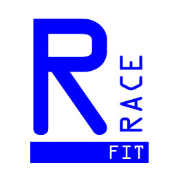 Cycling Race Fit Logo Small