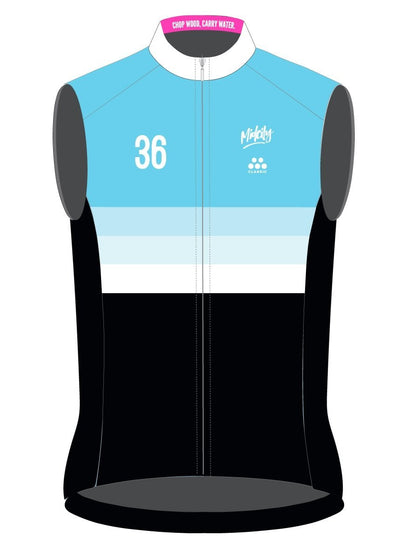 36th Street Women's  Light Weight Wind Vest 2020 - Classic Cycling