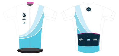 "36th Street Women's Pro 3.0 Aero Jersey 2021 ""10th Anniversary"" - Classic Cycling"