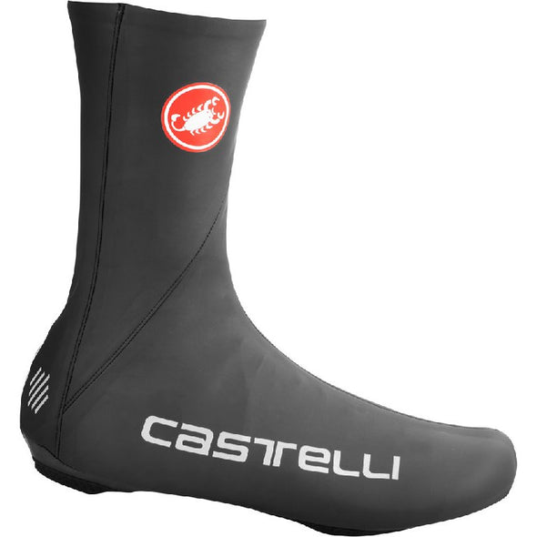Castelli Slicker Pull-On Shoecover - Black - Classic Cycling