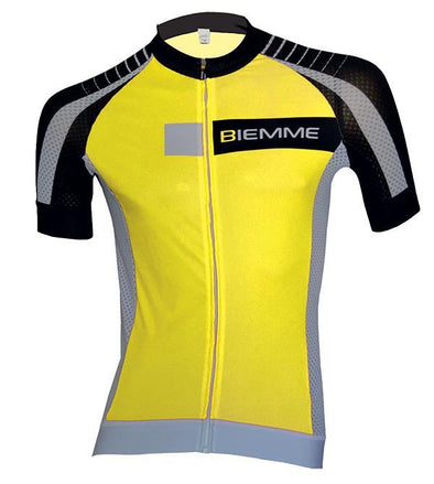 Biemme Moody Short Sleeve Jersey - Fluo - Classic Cycling