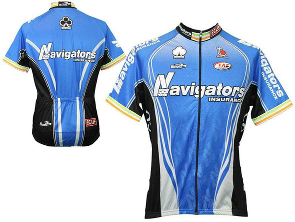 Biemme Navigators Irish Champions Team Jersey - Classic Cycling