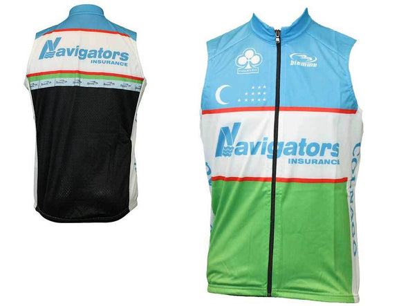 Biemme Navigators Team Vest - Classic Cycling