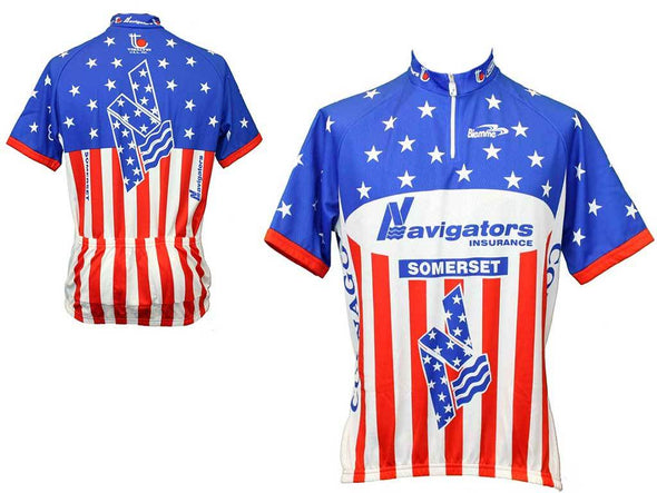 Biemme Navigators US National Champions Team Jersey - Classic Cycling