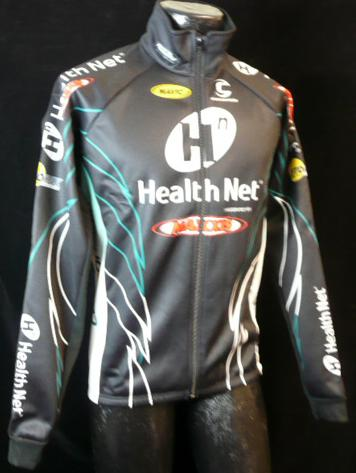 Cannondale Mens Cycling Health Net Thermal Jacket - Classic Cycling