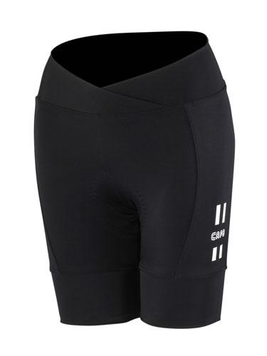 Capo Bacio Women's Shorts Black - Classic Cycling