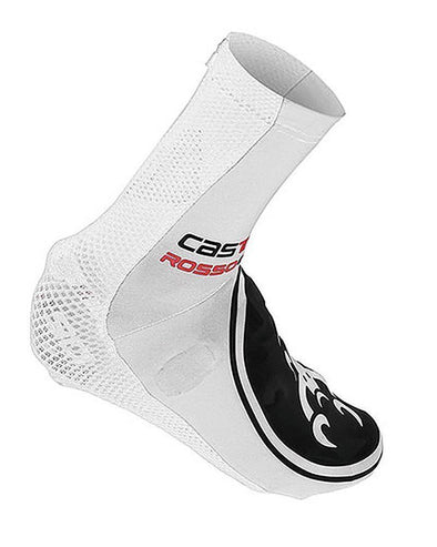 Castelli Aero Race Shoecover - White - Classic Cycling