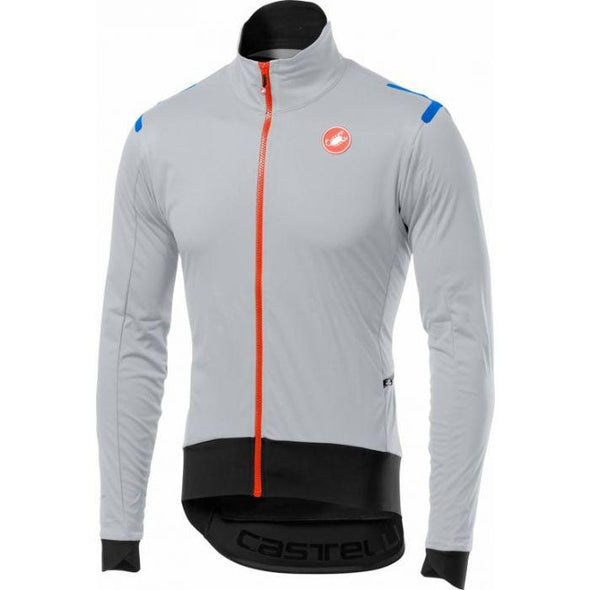 Castelli Alpha RoS Light Jacket - Gray - Classic Cycling