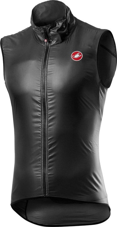 Castelli Aria Vest - Gray - Classic Cycling