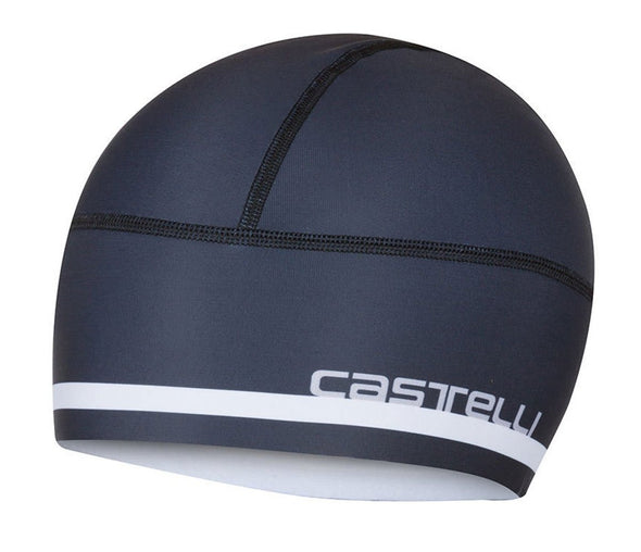 Castelli Arrivo 2 Thermo Skully - Black - Classic Cycling