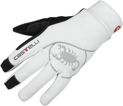 Castelli Chiro Due Winter Glove White - Classic Cycling