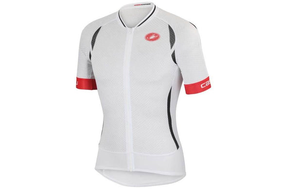 Castelli Climbers 2.0 Jersey - White Black - Classic Cycling