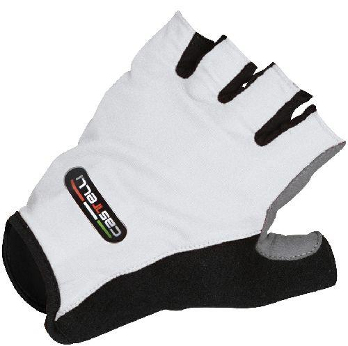 Castelli  Corsa Cycling Glove - White - Classic Cycling