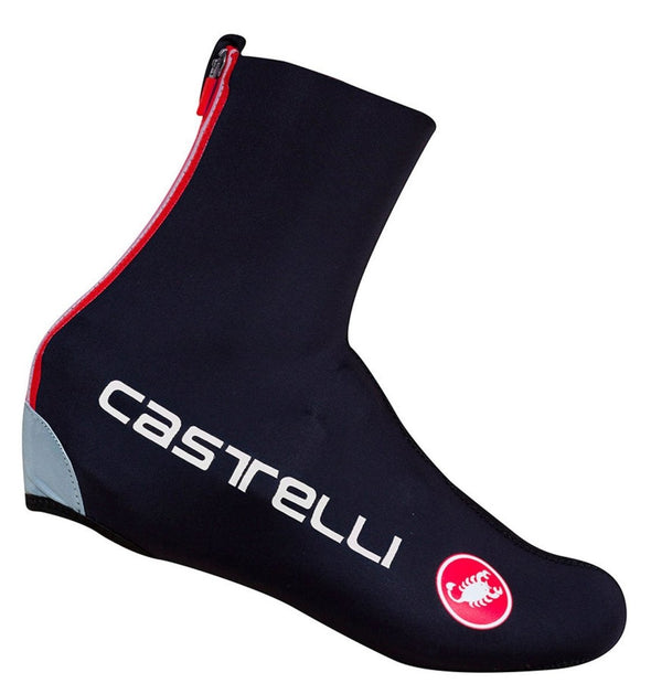 Castelli Diluvio C Shoecover 16 - Black - Classic Cycling