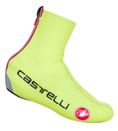 Castelli Diluvio C Shoecover 16 - Fluo Yellow - Classic Cycling