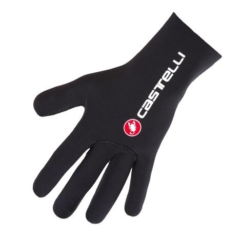 Castelli Diluvio C Winter Glove - Black - Classic Cycling