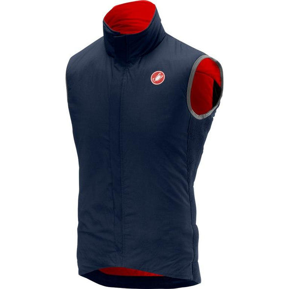 Castelli Elemento Lite Vest - Infinity Blue - Classic Cycling