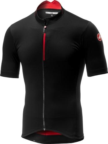 Castelli Espresso Jersey - Red - Classic Cycling