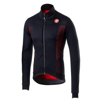 Castelli Espresso V Jacket - Red - Classic Cycling