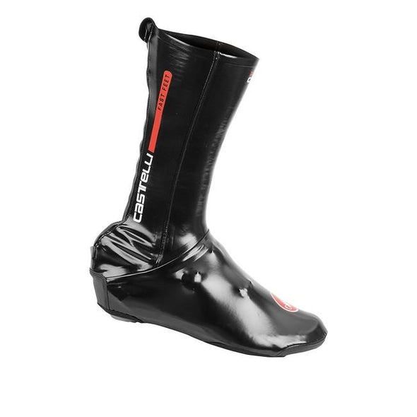 Castelli Fast Feet TT Shoecover - Black - Classic Cycling